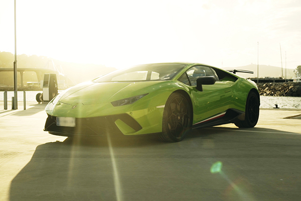 Drive Me Barcelona – Lamborghini
